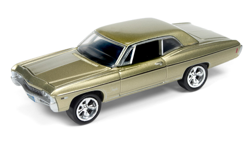 johnny-lightning-jlmc002-set-d-1968-chevrolet-impala-1-64