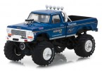 greenlight-gl29934-1974-ford-f250-monster-truck-big-foot-1-64